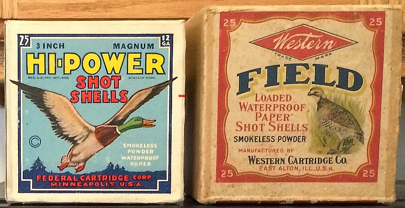 Shotshell Boxes